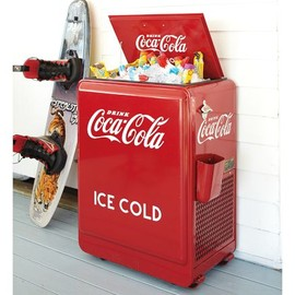 Coca-Cola - Drink Cooler