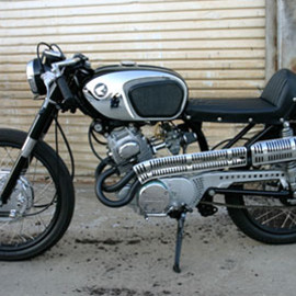 lossa engineering - Mosca HONDA CB160 1965