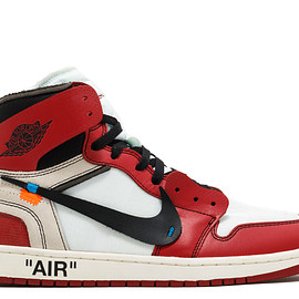 Jordan Brand, Off-White™, NIKE - Air Jordan 1 - Off-White™
