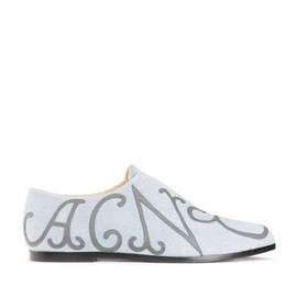 Acne - 2013AW Cursive Logo Shoes