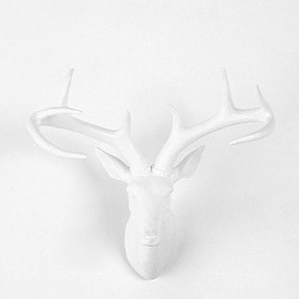 urban outfitters - Deer Trophy Wall Sculpture
