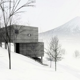 Florian Busch Architects - L House, Niseko, Japan