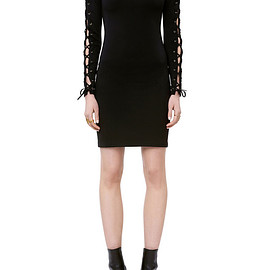 ivy rebel - OXIDE DRESS BLACK, , view-small