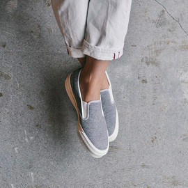 Champion - VERMONT SO / SWEAT SLIP-ON