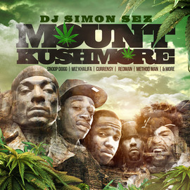 Various Artists - Mount Kushmore