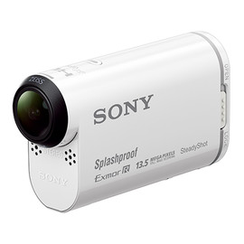 SONY - HDR-AS100V Action Cam