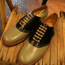 Regal Shoe & Co. - REGAL×GLAD HAND Collaboration Model
