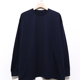 Graphpaper - L/S OVERSIZE Tee