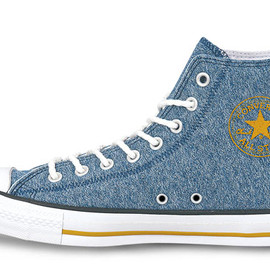 CONVERSE - ALL STAR® CL-SWEAT HI NAVY