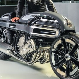 Krugger Motorcycles - BMW K1600 for six