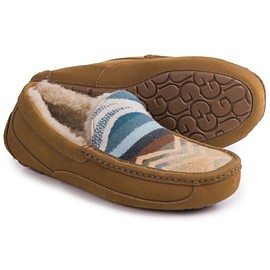 UGG and PENDLETON - Men's Ascot Slipper