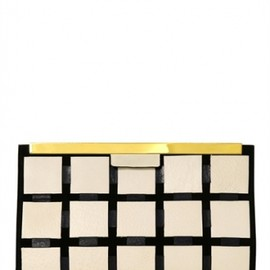 MARNI - PATCHWORK LEATHER CLUTCH