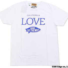 RonHermanxVANS - CALIFORNIALOVETシャツWHITE200-005796-040x【新品】