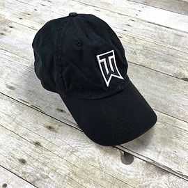 NIKE - Nike Tiger Woods TW Buick Golf Black Cotton Golfing Dad Hat