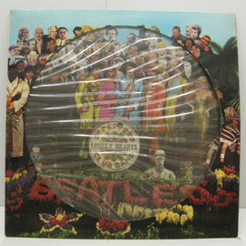 The Beatles - Sgt.Peppers Lonely Hearts Club Band(UK-GERMAN Pic)