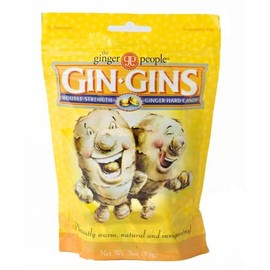 Royal Pacific Foods - Gin Gins Hard Candy