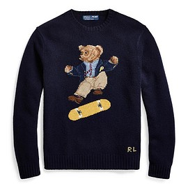 PALACE RALPH LAUREN - POLO BEAR SWEATER