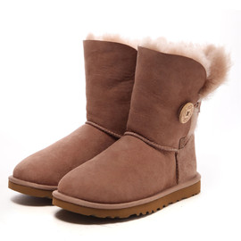 UGG - BAILY BUTTON PINK BEIGE