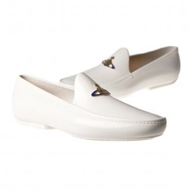 Vivienne Westwood MAN - Orb Rubber Loafers
