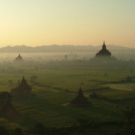 Bagan, Myanmar - 'The Thousand Pagodas Plain'