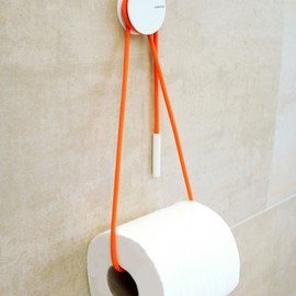Yang Ripol, Vandiss - Diabolo toilet roll holder