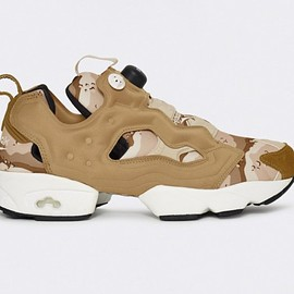 Reebok - Fury OG - Camo/Brown