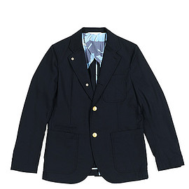 nanamica - Harbor Jacket-Navy