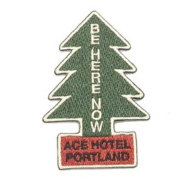 ACE HOTEL XX COLLECTION - City Patches