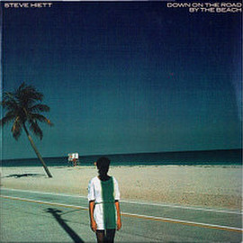 スティーヴ・ハイエット Steve Hiett - 渚にて... Down On The Road By The Beach
