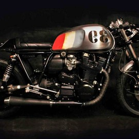French Monkeys - Yamaha XS 1100  Café racer