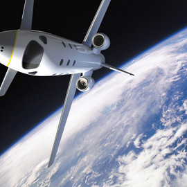 MARC NEWSON - Spaceplane