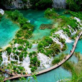 プリトビチェ湖群国立公園 - Plitvice Lakes National Park / Croatia