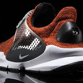 NIKE - Sock Dart SE - Terra Orange/White/Black