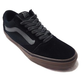 VANS - TNT 5 (Black/Charcoal/Gum)