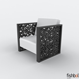 fishbol/fishtnk - Gazebo chair
