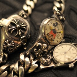 CHROME HEARTS - Watch Case