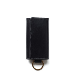 Whitehouse Cox - S9692 KEY CASE with RING/Black