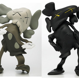 KAWS  - COMPANION – Robert Lazzarini Version