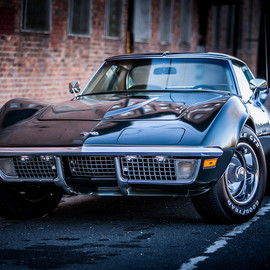 CORVETTE  T-TOP COUPE