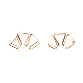 by boe - Giza Post Earrings E370