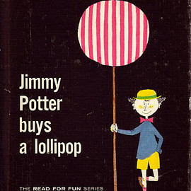 Jimmy Potter - buys a lollipop