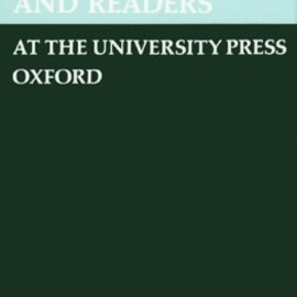 Hart's Rules for Compositors and Readers at the University Press, Oxford