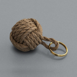 LABOUR AND WAIT - Rope Key Ring