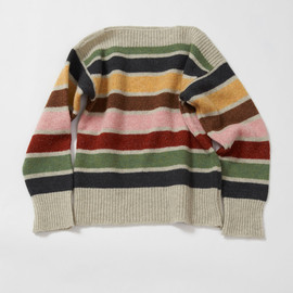 MHL. - REMNANTS YARN SWEATER