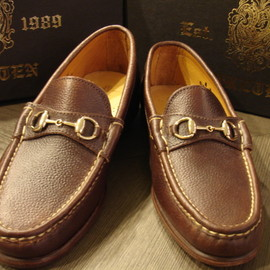 Yuketen - bit loafer