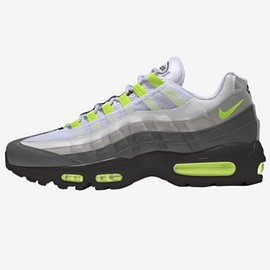 "NIKE - Air Max 95 Unlocked By You ""Neon"""
