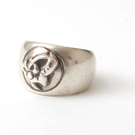 CHROME HEARTS - STERLING RING