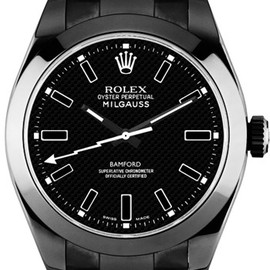 ROLEX, Bamford Watch Department - Rolex Milgauss SE - Stealth White