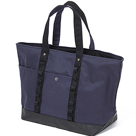 THE NORTH FACE PURPLE LABEL - Zip Top Tote Bag L