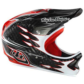 Troy Lee - D2 Carbon Palmer Full Face Helmet 2010